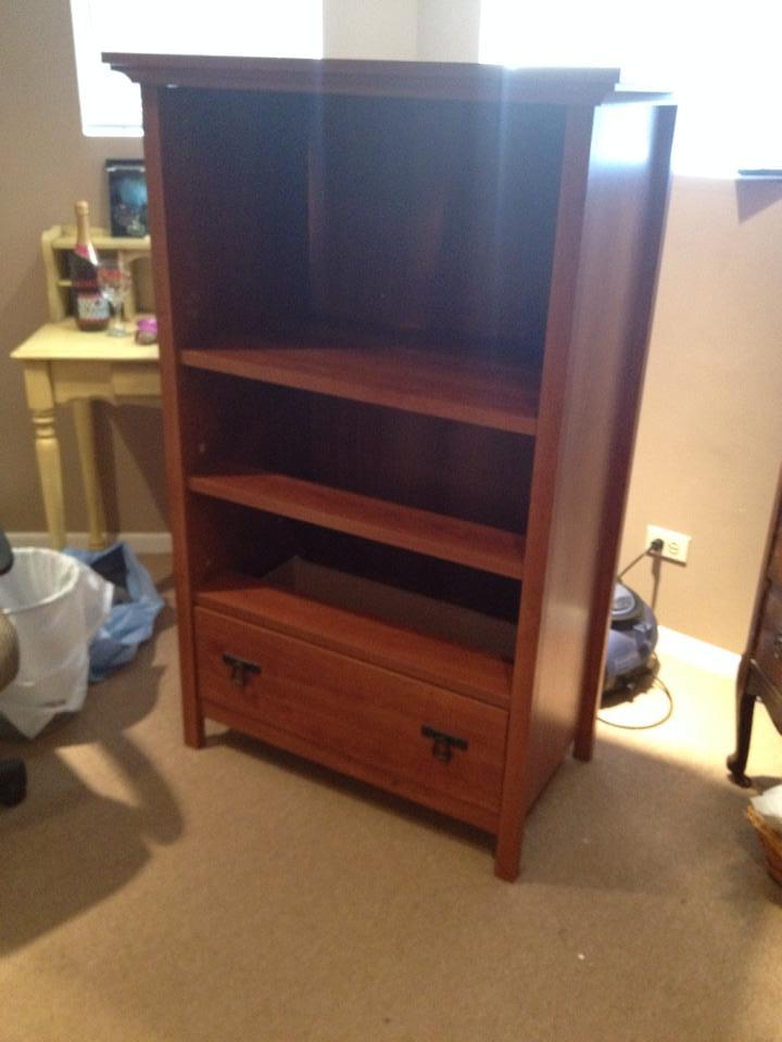 1503 paint TV cabinet
